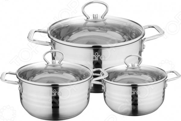 цена на Набор посуды LARA Standart LR02-80