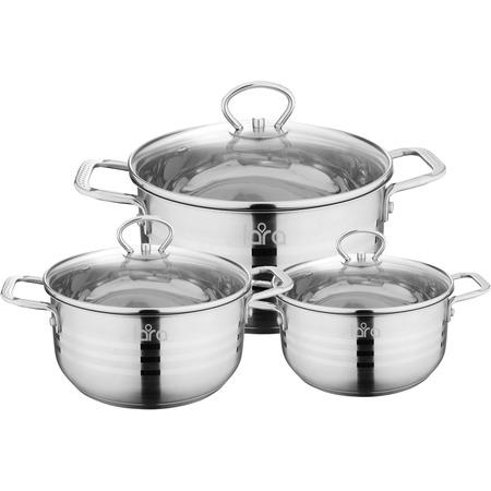 Купить Набор посуды LARA Standart LR02-80