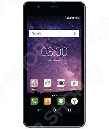 Смартфон Philips S318 16Gb смартфон philips x586 16gb черный philips x586 black