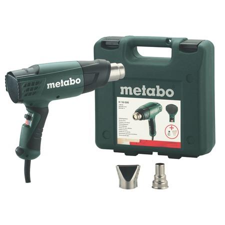 Купить Фен технический Metabo H 16-500 Case