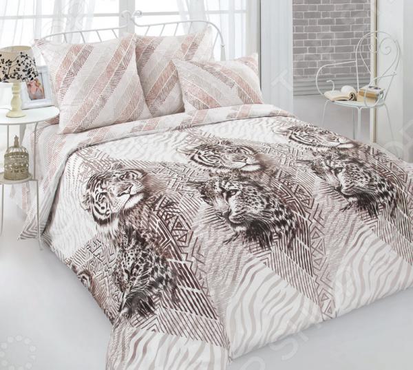 Комплект постельного белья ТексДизайн «Книга Джунглей»