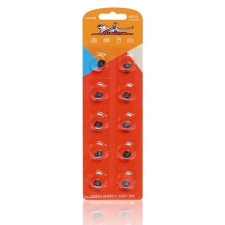 Батарейка щелочная Airline AG4/LR626
