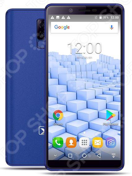 Смартфон Texet TM-5571 мобильный телефон рация защищенный texet tm 515r