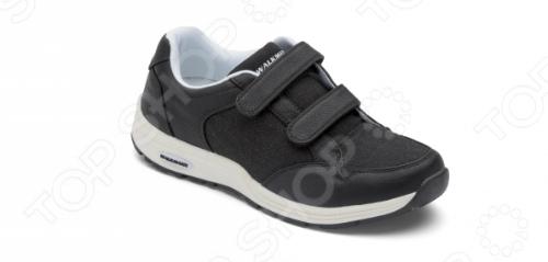 Кроссовки адаптивные Walkmaxx женские. Цвет: черный 3