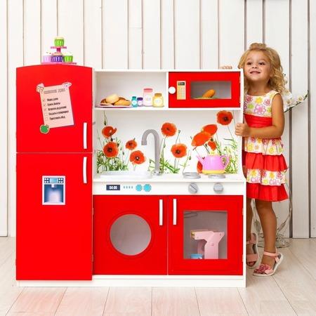 Купить Кухня игрушечная PAREMO «Фиори Россо»
