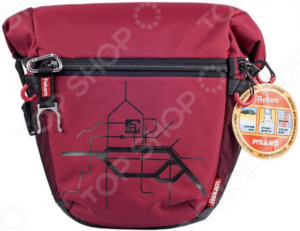 Сумка для фотоаппарата Rekam RBX-59 сумка для фотоаппарата rface rf 8