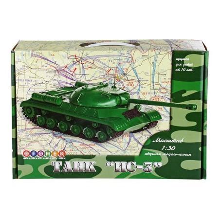 Купить Сборная модель танка Огонек «ИС-3»
