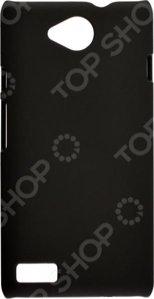 Чехол защитный skinBOX ZTE Blade Q Lux skinbox lux aw чехол для zte blade x7 brown