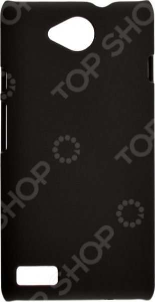 Чехол защитный skinBOX ZTE Blade Q Lux чехол защитный skinbox zte blade v8