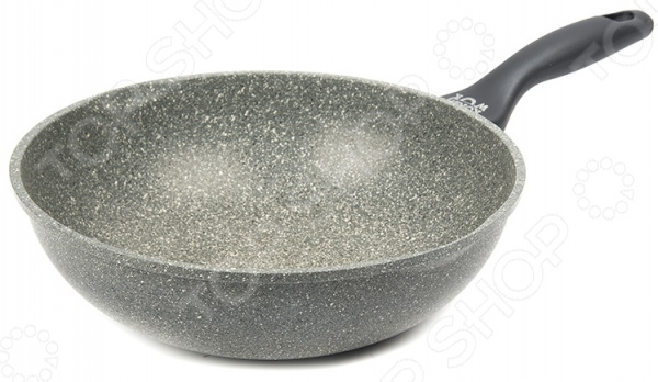 Сковорода вок Korea Wok Mega Stone