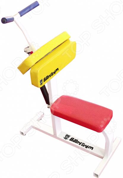 Тренажер силовой детский Baby Gym «Бицепс сидя» 1