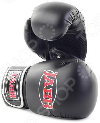 Перчатки боксерские Jabb JE-2010P Jabb - артикул: 728231