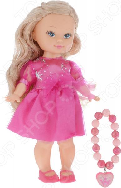 Кукла Mary Poppins «Элиза. Мисс Очарование». Цвет: малиновый