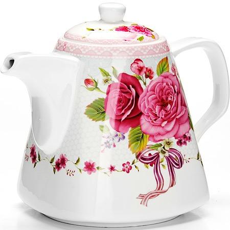 Чайник заварочный Lorein LR-26549 «Волшебные розы»