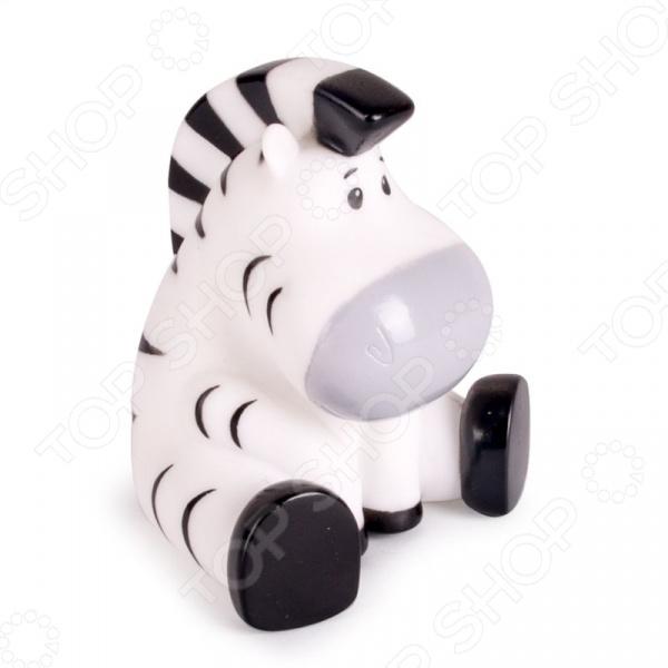Игрушка для ванны детская Happy Snail «Зебра Фру Фру»