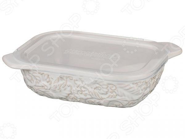 Блюдо для запекания с крышкой Agness 536-176