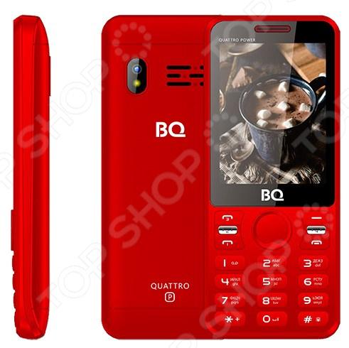 Мобильный телефон BQ 2812 Quattro Power