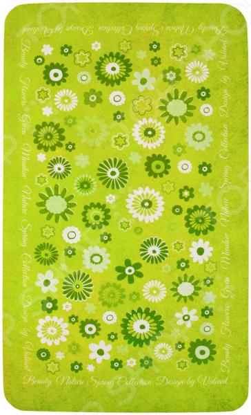 Коврик для ванной Valiant Nature Spring коврик для мыши pcpet colorfull nature rgm02 голубой с рисунком 648600