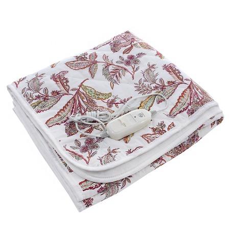 Купить Электропростыня с инфракрасным прогревом EcoSapiens Linen