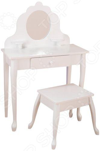 Набор мебели детский KidKraft «Туалетный столик: Модница»