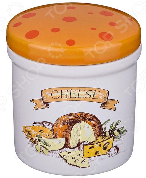 Банка для хранения Agness Cheese