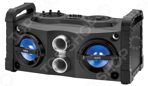 Система акустическая портативная AEG EC 4835 aeg ec 4834
