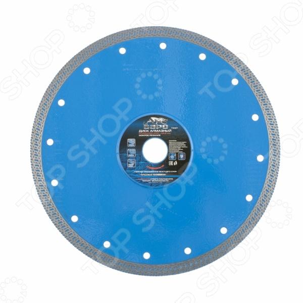 Диск отрезной алмазный Барс тонкий сплошной диск отрезной алмазный турбо 115х22 2mm 20006 ottom 115x22 2mm