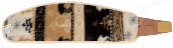 Пояс из верблюжьей шерсти «Природный дар»  Качественное сухое тепло. Пояс из верблюжьей шерсти Природный...