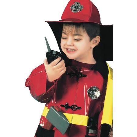 Купить Ролевой костюм для мальчика Город игр с шлемом «Пожарник»