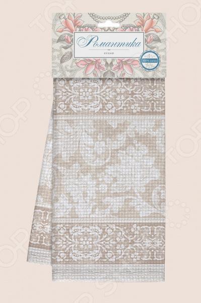 Полотенце вафельное Романтика «Беатриче» полотенце вафельное 50 70 романтика розовый ноктюрн