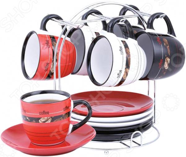 Чайный набор Wellberg WB-23603 Glamour вертлюг shtok 23603
