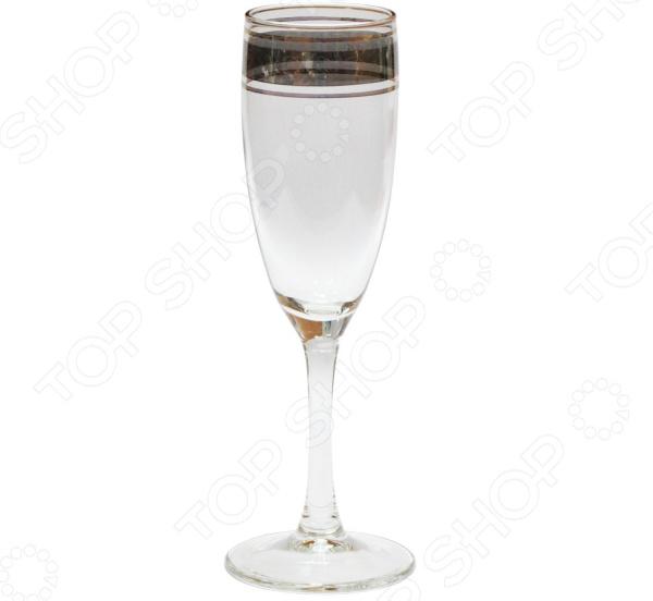 Набор бокалов Гусь Хрустальный «Эдем. Флорис» набор бокалов гусь хрустальный флорис 190 мл 6 шт