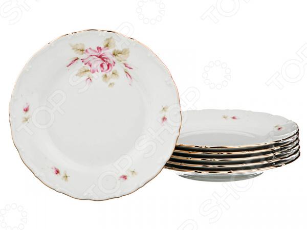 Набор тарелок M.Z. «Офелия» 655-603