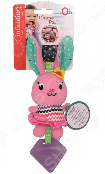 Игрушка подвесная Infantino «Зайчонок»
