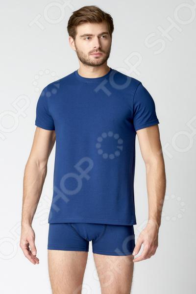 Футболка Milliner 16232051. Цвет: синий