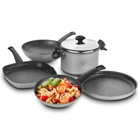 Купить Набор кухонной посуды Delimano Грин Плэнет «*Зеленая Планета» 6 в 1