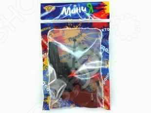 Игровой набор для мальчика Yako «Полиция» 1724713 yako toys игровой набор 3 в 1 я автодизайнер