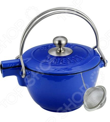 Чайник заварочный Vitesse VS-2329 BLUE чайник заварочный vitesse vs 2329
