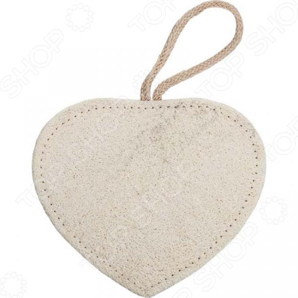 Мочалка Банные штучки «Сердце»
