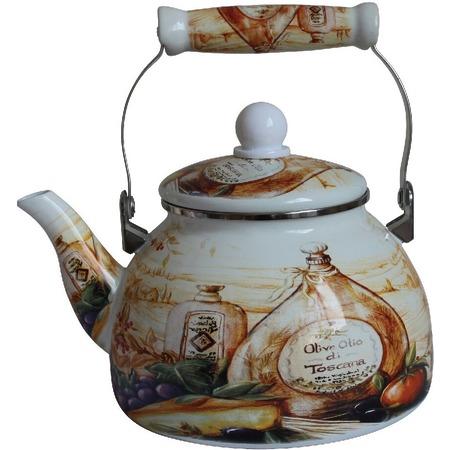 Купить Чайник эмалированный Mercury MC-6565