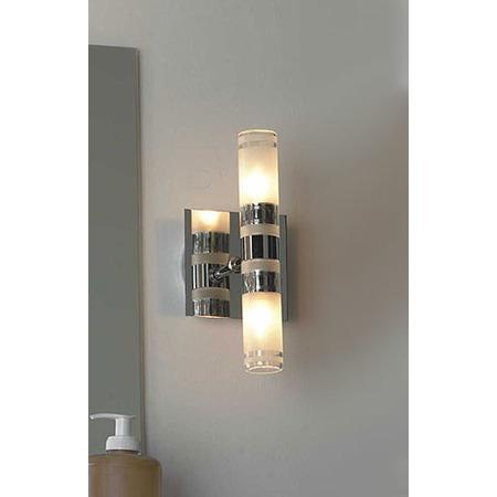 Купить Светильник настенный для ванной Lussole Acqua LSL-5401-02