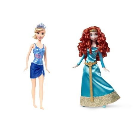Купить Набор подарочный Mattel «Мерида и Принцесса на пляже». В ассортименте