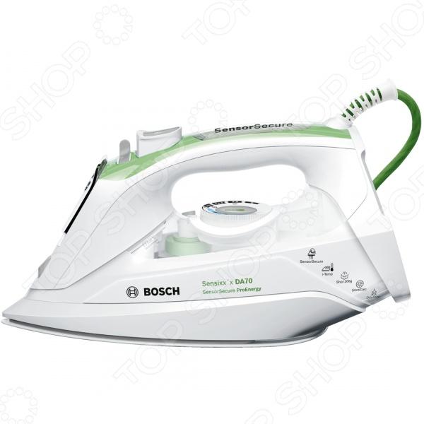 Утюг Bosch TDA 702421 E утюг bosch tda 702421 e sensixx x da 70 proenergy