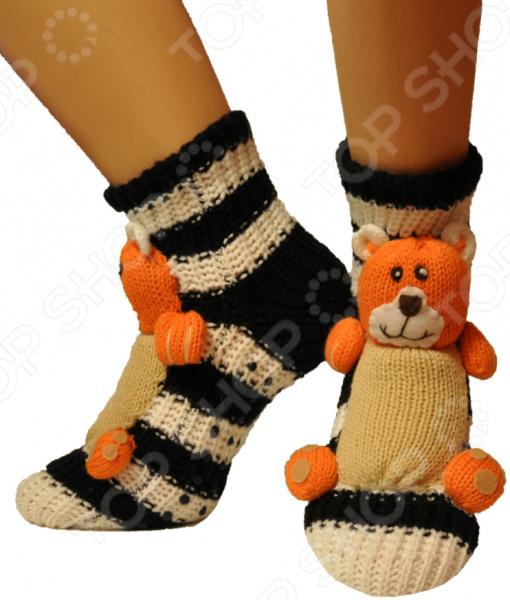 цена на Носки с игрушкой HOBBY LINE «Медведь»
