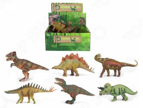 Фигурка динозавра Shantou Gepai Q9899-305. В ассортименте