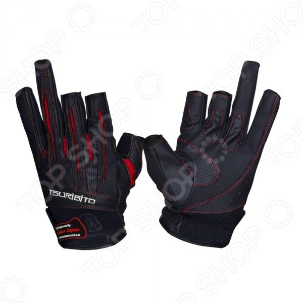 Перчатки для рыбалки Tsuribito Lfg-110 блендер bosch msm 88190