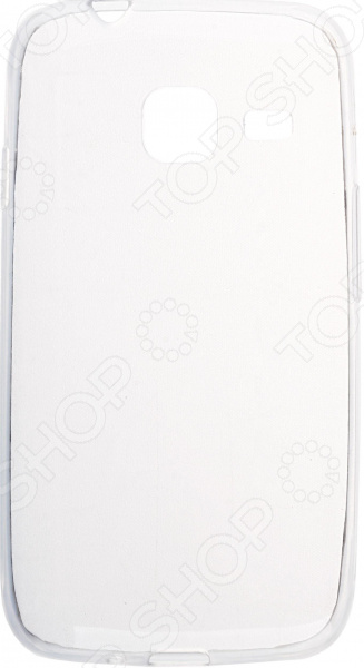 Чехол защитный skinBOX 4People slim для Samsung Galaxy J1 mini (2016)