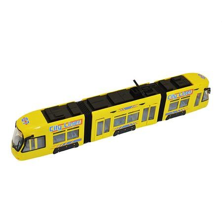 Купить Машинка игрушечная Dickie «Городской трамвай». В ассортименте