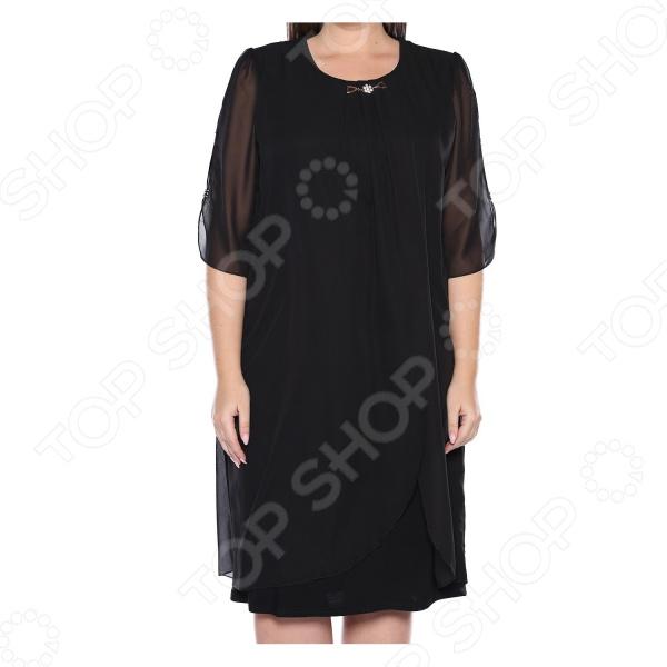 Платье Pretty Woman «Неповторимый образ». Цвет: черный платье pretty woman ожерелье королевы цвет черный