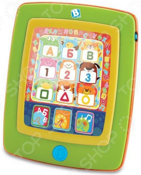Игрушка развивающая для малыша B kids «Планшет АБВ»
